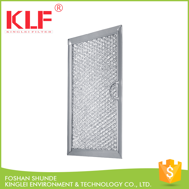 microwave oven parts pleated panel air filter