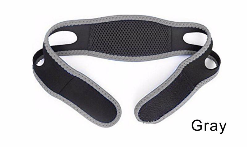 Горячие продажи устройство против храпа регулируемые челюсти Anti Храп Чин поддержка ремень для мужчин и женщин спальный