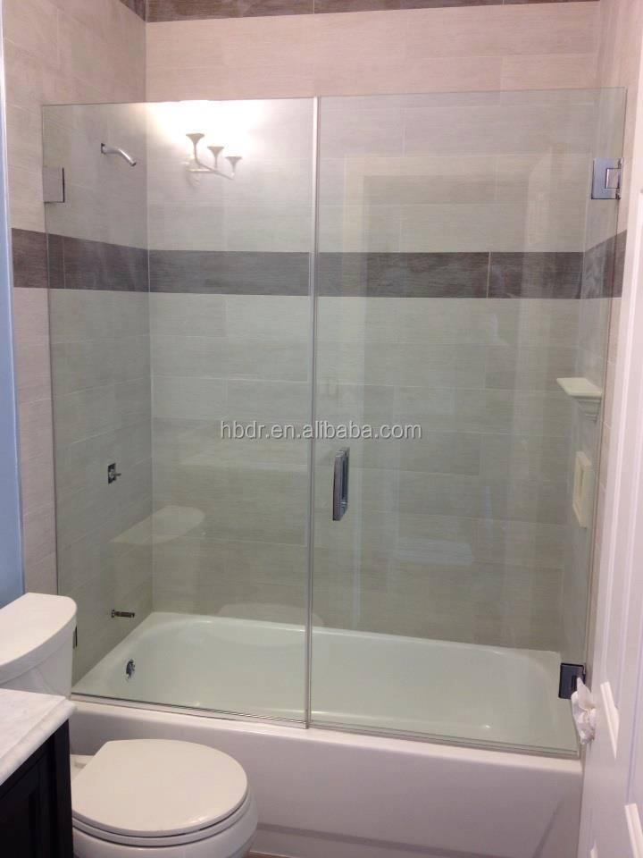 bathroom sliding shower doors frameless glass shower doors with cheap
