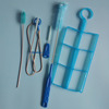 industrial medical bladder nylon brush