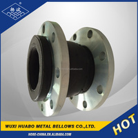Yangbo supply hot sale single sphere rubber expansion joint
