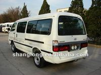 15 Passengers Chinese Left Hand Drive Meiya Mini Bus