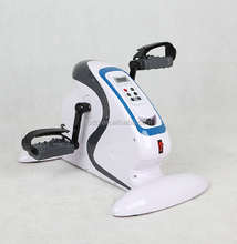 Cheap motorised magnetic exercise bike for High quality mini electric peda lexerciser