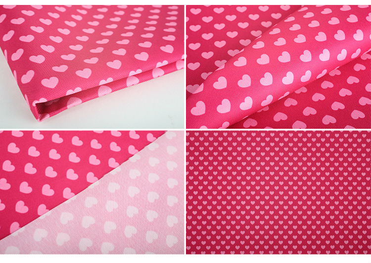 Best-selling pvc coated polyester printed material oxford fabric