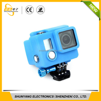 Colorful Silicone Protective Case Cover for Go Pro 3 3+