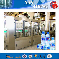 7000BPH automatic filling and sealing water machine