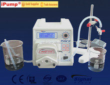 china medical liquid peristaltic pump filling machine