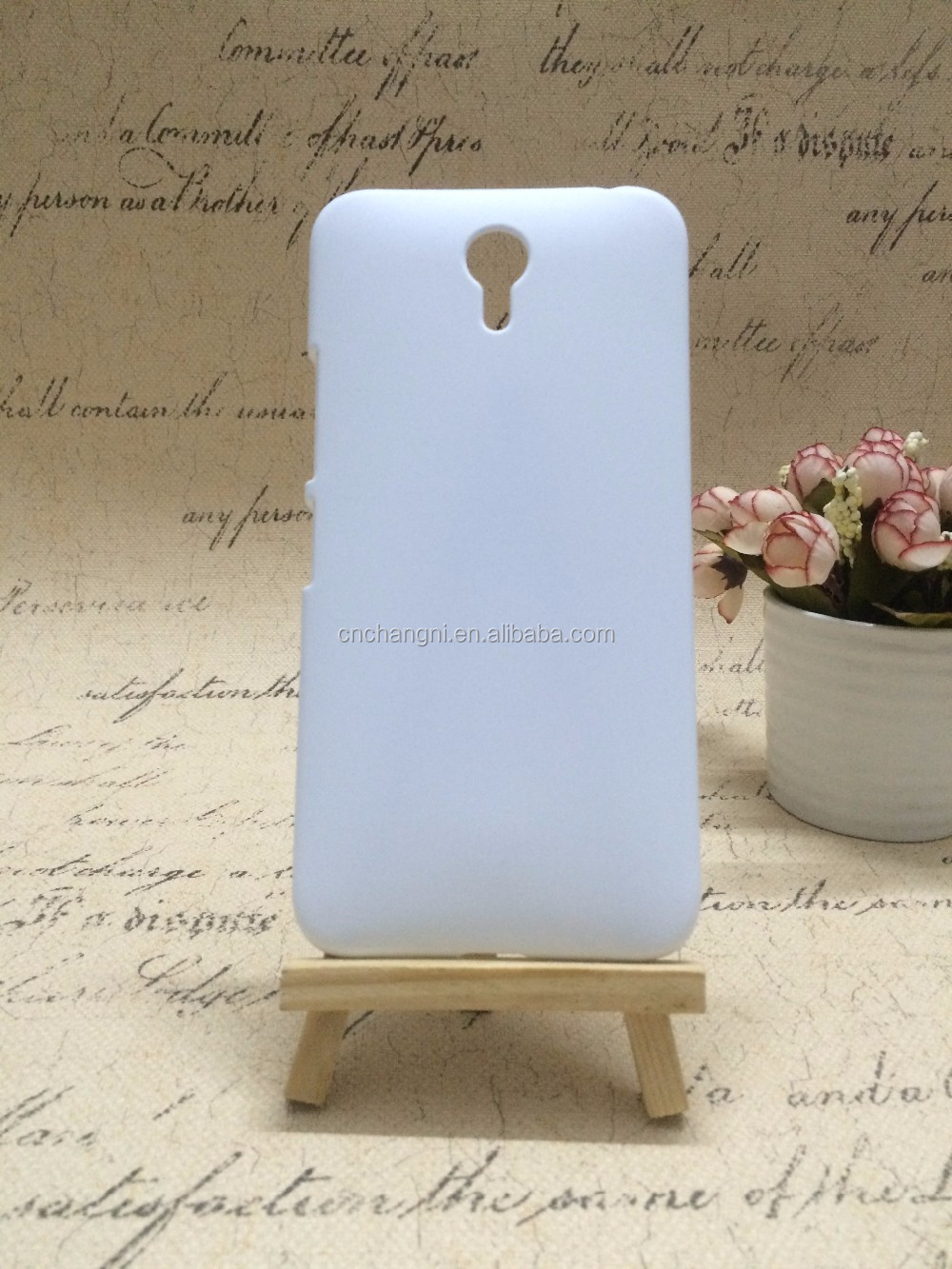 Mobile Phone Decoration Sublimation Back Cover Case For Sony Z1