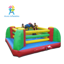 Cheap kids party used inflatable wrestling ring for sale