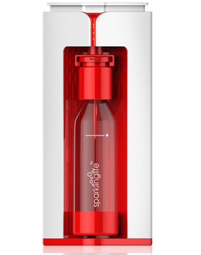 2016 Home eco-friendly sparkling 2 in 1 soda maker