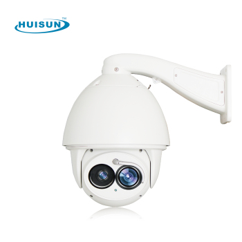 2 Megapixel HD Auto Tracking High Speed Dome  PTZ IP Laser Camera