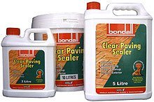 Clear Paving Sealer