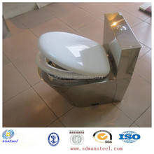 stainless steel toilet bowl manufacture