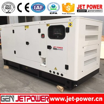 20kva silent type generator price 16kw Yangdong diesel generator with silent canopy