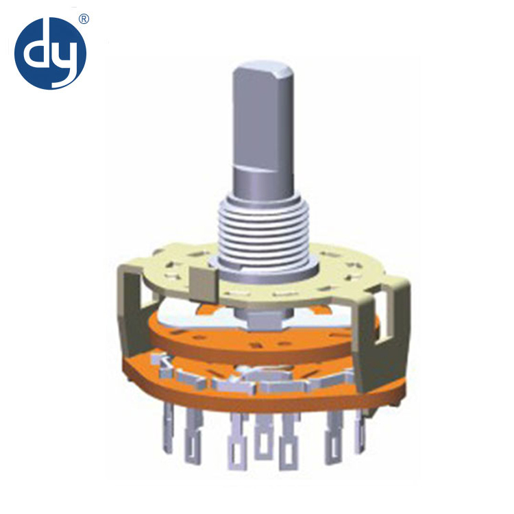 China Supplier Factory Provide Directly Rotary Switch Timer