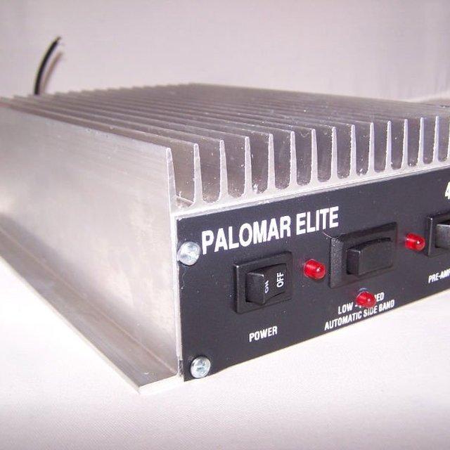 Palomar Linear Amplifier