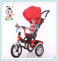 2016 new models big air wheel baby tricycle hot sale for 2-4 years old with EN71 certificate for high quality
