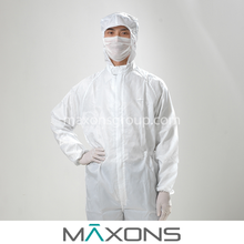 ESD Anti-Static Disposable / Reusable Custom Cleanroom Garments
