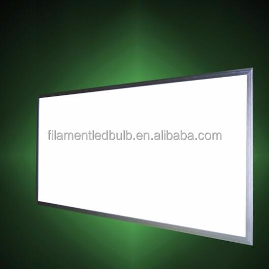 HOT SALE 72W SMD 2835 LED CE ROHS approval led panel 120x60