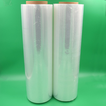 Hot Selling china polyethylene stretch wrapping film