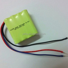 Rechargeable Pack High Quality Ni-MH Battery 9.6v 700mah