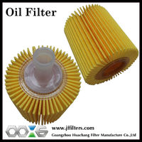 Automobile parts FUEL OIL FILTER 04152-YZZA6, oil filter equipment, air compressor oil filter