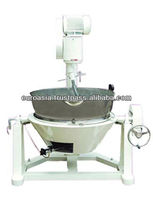 MIXER - COOKING MIXER 150L (DOUBLE JACKET, THERMAL OIL)