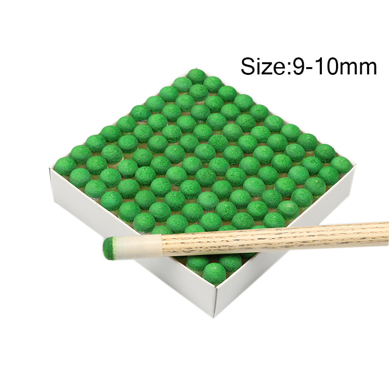 snooker pool cue tip with plastic ferrule , billiard cue head,billiard accessories