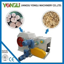 Fuel timber wood slicing machine