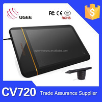 Ugee CV720 good quality drawing tablet for kids