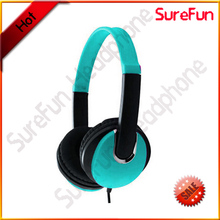 headphone with foldable design star portable design mix-style stereo headphones