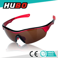 Fashionable sports eyewear for cyclists high quality cycling glasses