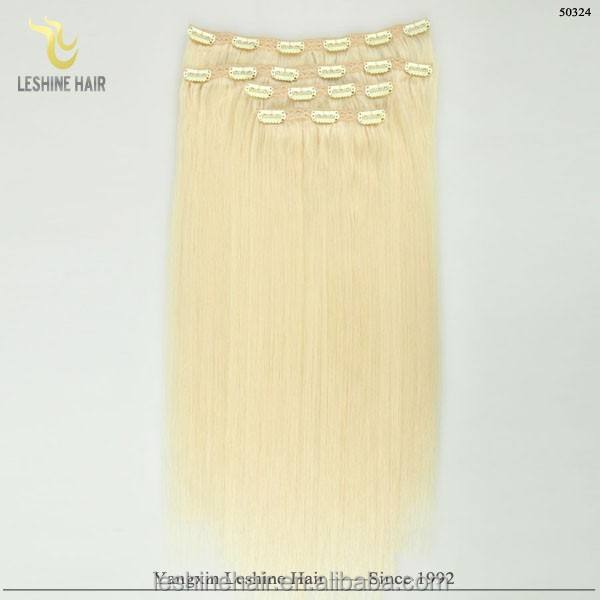 Cheap Factory Price Unprocessed 100% Natural Ends Unprocessed Kinky Straight Clip In Hair Extensions