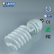 High Quality Wholesale Custom Cheap Full spiral 55W energy saving bulb uv lamp globe saver