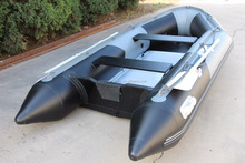 China Factory High Quality 230-320 Semi-rigid Inflatable Boat With PVC Tube,pvc fabric for inflatable boat