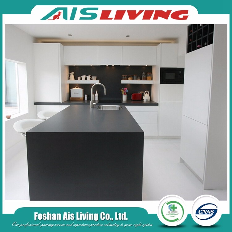 New products price lacquer kitchen cabinet