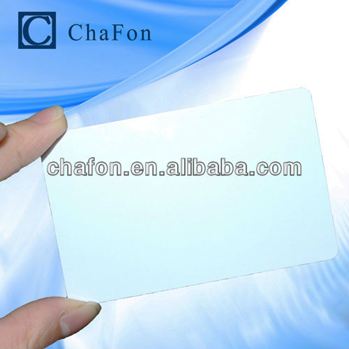 125khz rfid pvc philip rfid card with support EM/TK4100/4200/4305/T555