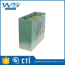 China Manufacturer Sale Special Design Wedding Paper Gift Bags