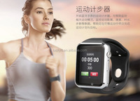 Internet New Model Watch Mobile Phone Sim Card Smart Watch Phone Cheapest Hot Sale MTK 6260 Smart Watch Phone