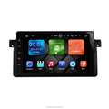 Winmark Quad core Android 6.0 Car Radio GPS Player 9 Inch 1 Din 2GB RAM 16GB ROM For E46 1998-2006 DY9003