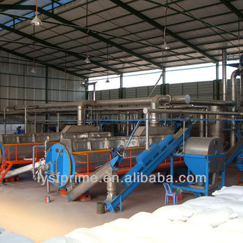 Drier- fish meal drying equipment
