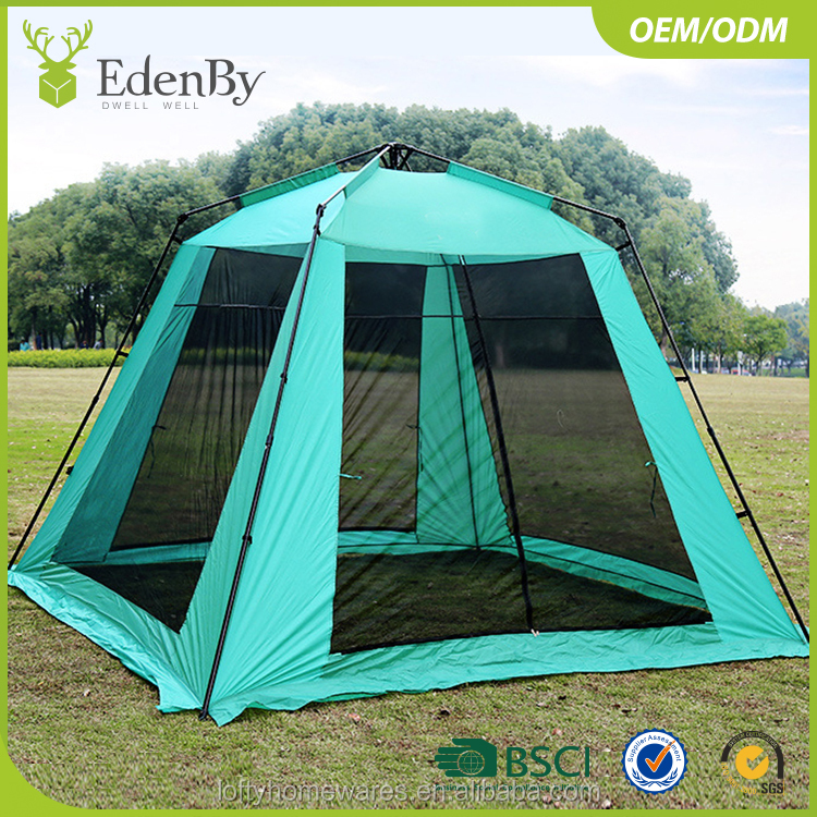 2017 new round camping tent camping tent for trailer