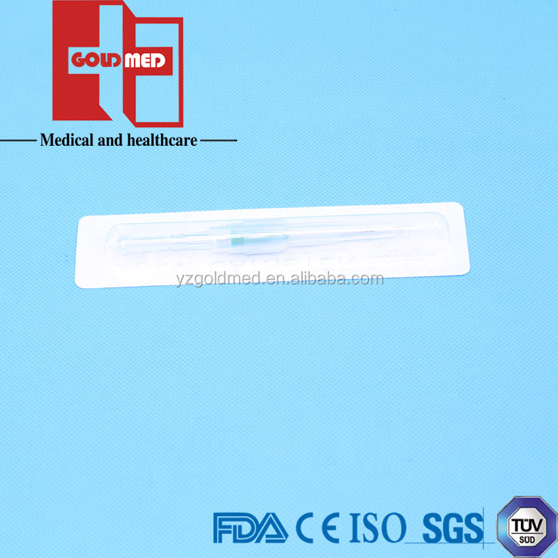 Types Of Safety Cannula And Sizes Parts Of Iv Cannula (givc046 ...