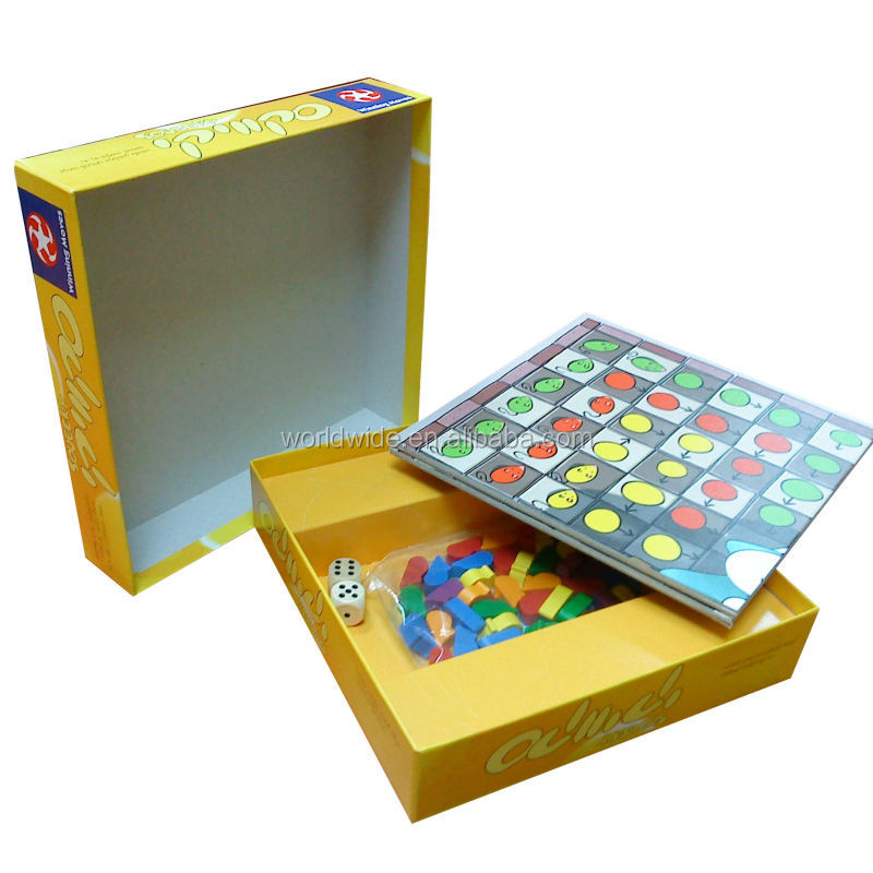 Customized indoor board game pieces,Table games,Game Board