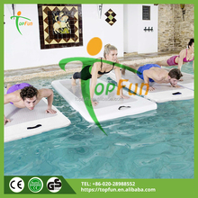 Cheap Air water floating GYM Mat, Water Yoga exerises sports Mat