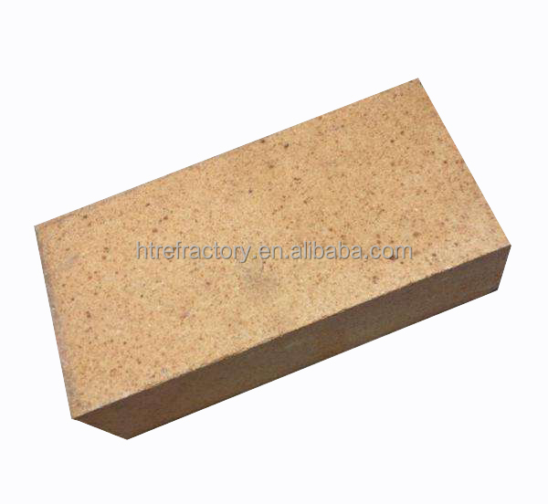High temperature anti-spalling high alumina refractory curved fire resistant brick fire brick for rotary kiln