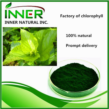 Low solvents Sodium Copper Chlorophyll