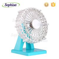 Mini 12V DC Solar Water Spray Fan with Cooling Mist