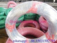 electro zinc coated galvanized steel wire with good price