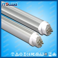 customized led lighting with 4pins one row 2g11led tubes